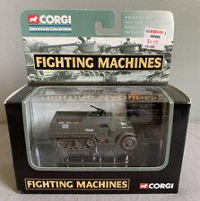 Corgi 2002 Showcase Collection M3 Half Track Truck Z5 Texas USMC
