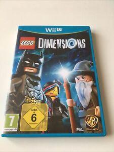 Jeu LEGO DIMENSIONS - Nintendo Wii U - Français (PAL)