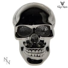 Silver Skull Universal Gear Knob Nemesis Now Gothic Gear Stick Shift Car Styling