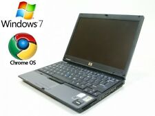 Mint HP 2510p, Win7/ChromeOS, 1.33GHz, (New HD+Battery+Charger), DVD, Office!