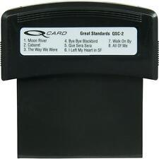 Suzuki QSC2 Q-Chord Song Cartridge, Great Standards