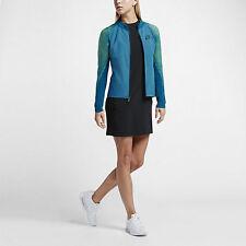 Nike Sportswear Dynamic Reveal [828292 351] Size Small Tech Knit Blue / Green