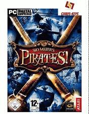 Sid Meier 's Pirates! STEAM KEY PC Game download codice Global [SPEDIZIONE LAMPO]