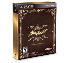 PS3 Soul Calibur V SoulCalibur 5 Collector's Edition Brand New