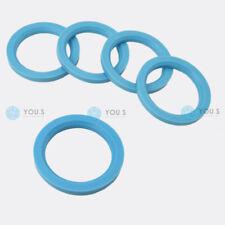 10 x anelli di centraggio distanziatori CERCHI IN LEGA 76,0 - 56,6 mm MAK TSW -