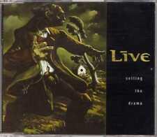 Live - Selling The Drama - CDM - 1994 - Alternative Rock 3TR