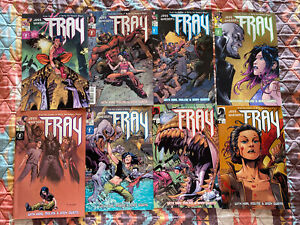 Joss Whedon's FRAY mini-series 1-8 complete set BUFFY VAMPIRE SLAYER Moline