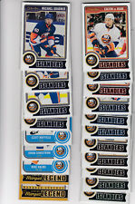 14/15 OPC New York Islanders Team Set w/RCs and Legends - Tavares Nelson +