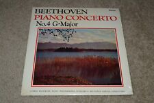 Beethoven: Piano Concerto No. 4 in G-Major~Ludwig Hoffmann~Miltiades Cardis