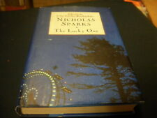 The Lucky One by Nicholas Sparks   2008  HB