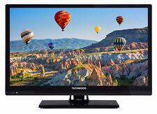 Techwood H20T11A 20 Zoll Fernseher 51cm HD TV DVB-C/-T2/-S2 HDMI USB CI+ schwarz