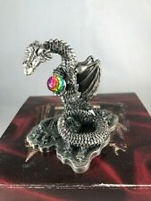 MYTH AND MAGIC THE DRAGON OF METHTINTDOUR COLLECTORS CLUB PIECE