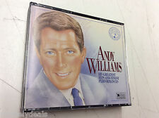 Readers Digest - Andy Williams RARE (3 CD, 1995) Tested! Works!
