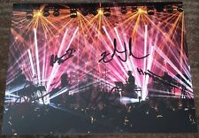 SOUND TRIBE SECTOR 9 BAND SIGNED AUTOGRAPH STS9 8x10 PHOTO F w/EXACT PROOF
