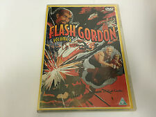 Flash Gordon Vol. 2 DVD 671265913499 MINT