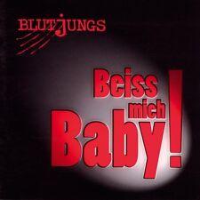 BLUTJUNGS Beiss mich Baby  CD (2003 Phonowerke Luna) Neu!