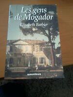 Elisabeth Barbier - Les gens de Mogador, T.1 Julia Ludivine - Omnibus