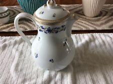 Bernardaud Barbeaux 12 cup coffee pot