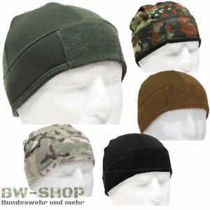 Damen Herren Wintermütze Strickmütze Fleece Beanie Mütze Skimütze Gefüttert Hut