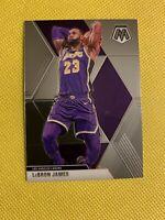 2019-20 Panini Mosaic LEBRON JAMES #8 Los Angeles Lakers