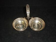 VINTAGE .925 STERLING SILVER CANDY DISH