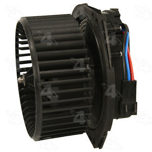 New Blower Motor With Wheel   Four Seasons   75892