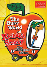 The Busy World of Richard Scarry: Complete Series -  DVD - Brand New & Sealed