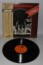 Lecuona Cuban Boys - Original Recording - Japan Vinyl LP - CUL-1040-E - NM