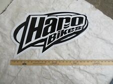 HARO SIGN MASTER FREESTYLER SPORT FRAME BMX RACE RACING DISPLAY FREESTYLE