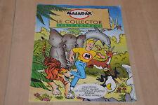 album Malabar Le Collector / Série animaux - 1991