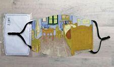 Bedroom in Arles face mask (Vincent Van Gogh)