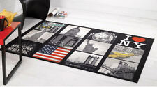 I LOVE NEW YORK RUG 100 x 160  100cm x 160cm