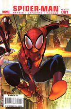 ULTIMATE COMICS SPIDER-MAN (2009) #1 New Bagged