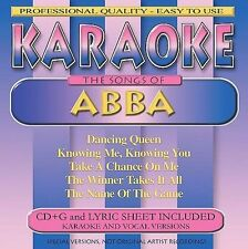 Abba : Sing-A-Long Pop 1 Disc Cd