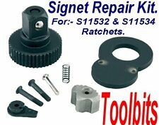 "Signet 1/4"" Drive Ratchet Repair Kit 45 Tooth. S11521"