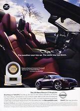 2010 Nissan 370Z Roadster - JD -  Classic Advertisement Ad A59-B