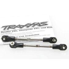 Traxxas TRA3745 Toe Link Turnbuckles(2) 59mm: Slash 2wd Stampede 2wd & Rustler