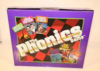 A BETTER WAY OF LEARNING THE PHONICS GAME READING GAME SET Home School - NEW