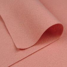 Woolfelt Antique Pink ~ 22cm x 90cm / felt fabric quilting heart dusty peach