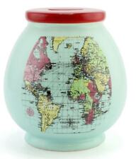World Traveller Money Pot Travel Money Fund Savings Jar
