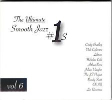 Paul Hardcastle - Ultimate Smooth Jazz #1's Vol 6 - NEW CD Free UK 1st Class P&P