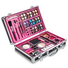 Vokai Makeup Kit Gift Set – 55 Piece - Eye Shadows, Eye Liner, Blush
