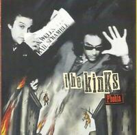 The Kinks - Phobia 1993 CD album