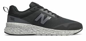 New Balance Men's Fresh Foam 515 Sport v2 Shoes Black with Grey