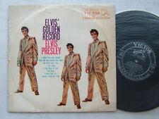 ELVIS PRESLEY GOLDEN RECORD / JAPAN 10INCH