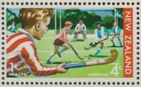 New Zealand - NZ - 1971 - Health - Mini Sheet - Sport - MLH - SG MS961