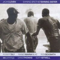 Jackie Leven-Shining Brother, Shining Sister CD CD  New