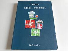 1000 IDEES CADEAUX - MARIE CHARTRAIN - EDITIONS TORNADE