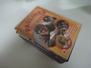 PAULINES QUIRKES - THE COMPLETE SERIES - DVD Freepost
