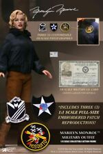 Star Ace  Marilyn Monroe 1/6 scale figure MILITARY OUTFIT -NEW